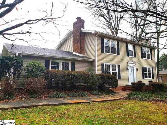 210 Crestwood Drive, Greenville, SC 29609 (#1409088) :: Hamilton & Co. of Keller Williams Greenville Upstate