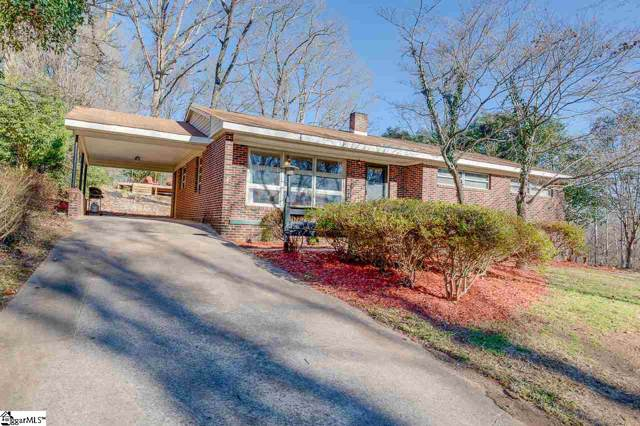 630 Springhill Avenue, Spartanburg, SC 29303 (#1409100) :: Hamilton & Co. of Keller Williams Greenville Upstate