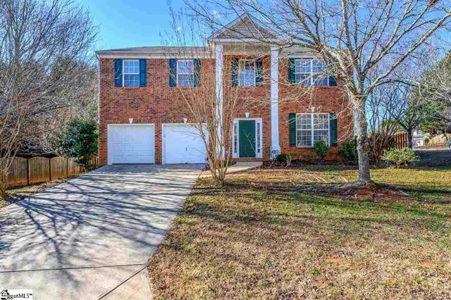 3 Whixley Lane, Greenville, SC 29607 (#1409110) :: Coldwell Banker Caine
