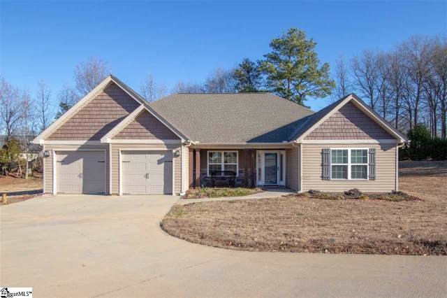 8 Haven Reach Way, Taylors, SC 29687 (#1409117) :: Hamilton & Co. of Keller Williams Greenville Upstate