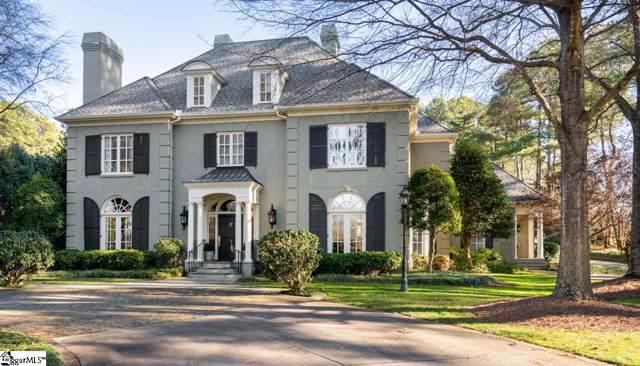 2 Mount Vere Drive, Greenville, SC 29607 (#1409141) :: Hamilton & Co. of Keller Williams Greenville Upstate