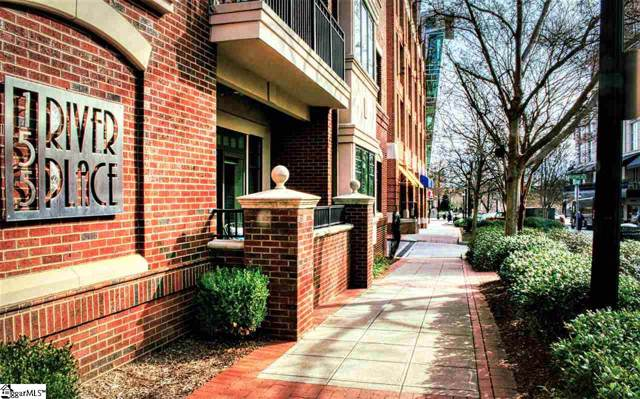 155 Riverplace Unit 204, Greenville, SC 29601 (MLS #1409182) :: Resource Realty Group