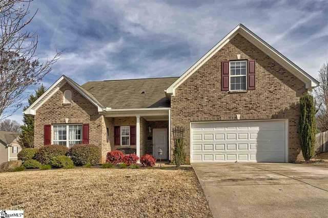 101 Giants Ridge Road, Easley, SC 29642 (#1409200) :: Hamilton & Co. of Keller Williams Greenville Upstate