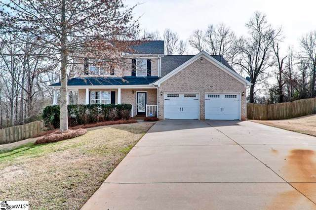 4 Bullard Court, Greer, SC 29651 (#1409203) :: Connie Rice and Partners