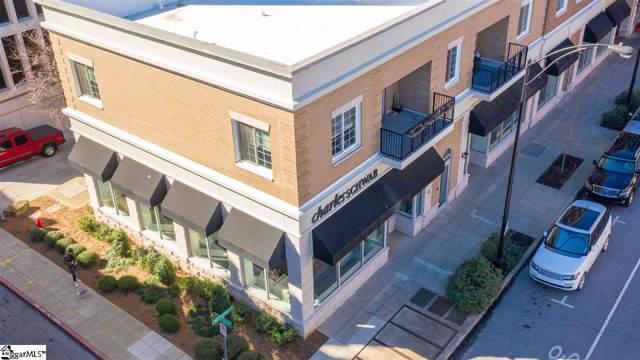 10 E Washington Street Unit 2M, Greenville, SC 29601 (MLS #1409229) :: Resource Realty Group