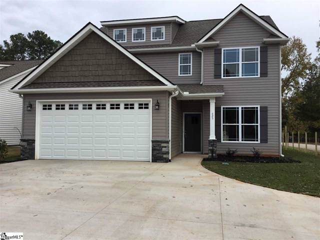 489 Clover Road, Duncan, SC 29334 (#1409285) :: Coldwell Banker Caine