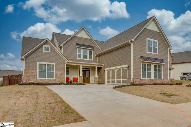 407 Litchfield Trail, Simpsonville, SC 29681 (#1409310) :: The Robby Brady Team