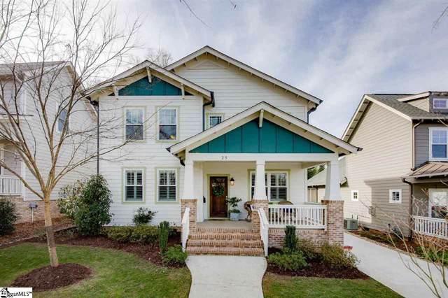 25 David Street, Greenville, SC 29609 (#1409316) :: Hamilton & Co. of Keller Williams Greenville Upstate