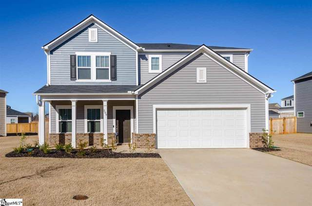 209 Jones Peak Drive, Simpsonville, SC 29681 (#1409350) :: Hamilton & Co. of Keller Williams Greenville Upstate