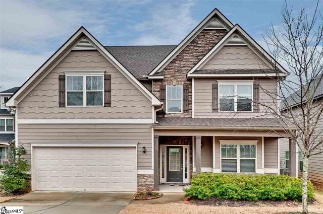276 N Radcliff Way, Spartanburg, SC 29301 (#1409354) :: Hamilton & Co. of Keller Williams Greenville Upstate
