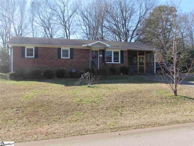 118 Edgewood Avenue, Easley, SC 29640 (#1409364) :: Hamilton & Co. of Keller Williams Greenville Upstate