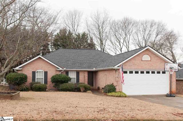 100 Baldwin Pines Court, Simpsonville, SC 29680 (#1409451) :: Hamilton & Co. of Keller Williams Greenville Upstate