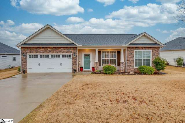 1026 Blythwood Drive, Piedmont, SC 29673 (#1409454) :: Hamilton & Co. of Keller Williams Greenville Upstate