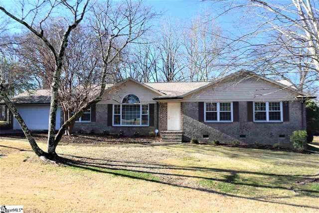 6 Shrevewood Drive, Taylors, SC 29687 (#1409463) :: Hamilton & Co. of Keller Williams Greenville Upstate