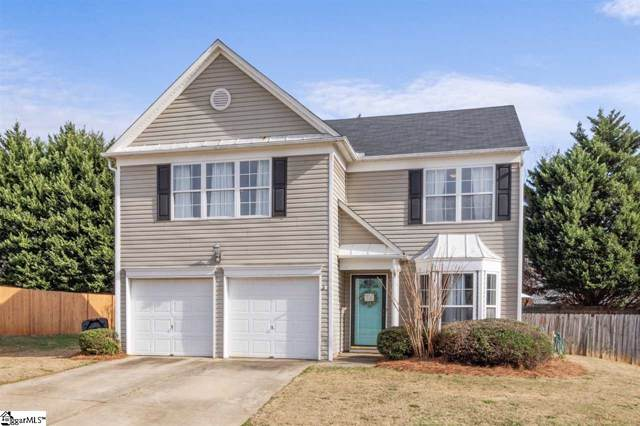 3 Wickby Court, Simpsonville, SC 29680 (#1409476) :: Connie Rice and Partners
