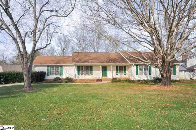100 Harrisburg Drive, Simpsonville, SC 29681 (#1409491) :: Hamilton & Co. of Keller Williams Greenville Upstate