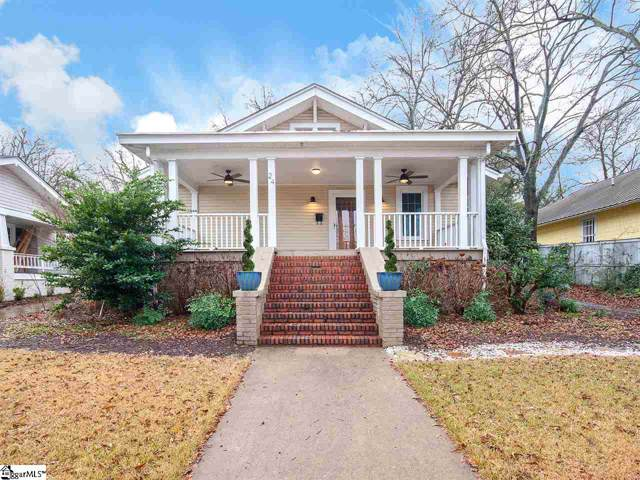 24 Tindal Avenue, Greenville, SC 29605 (MLS #1409529) :: Resource Realty Group