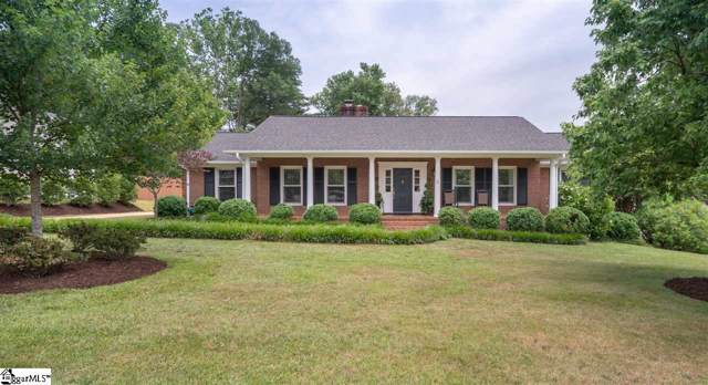 813 Wembley Road, Greenville, SC 29607 (MLS #1409536) :: Resource Realty Group