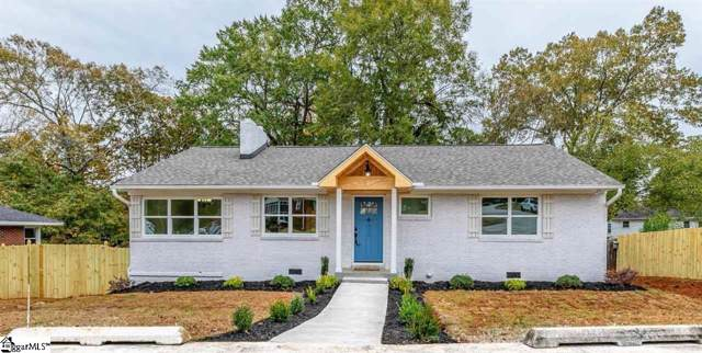 311 Crestfield Road, Greenville, SC 29605 (#1409585) :: Connie Rice and Partners