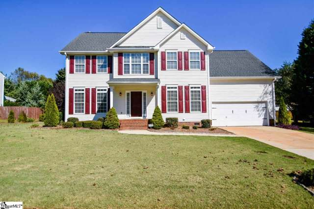 116 Summerwalk Place, Simpsonville, SC 29681 (#1409593) :: RE/MAX RESULTS