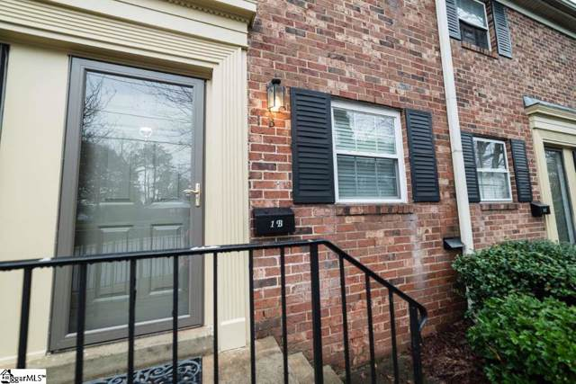 2530 E North 1B Street, Greenville, SC 29615 (#1409614) :: Hamilton & Co. of Keller Williams Greenville Upstate