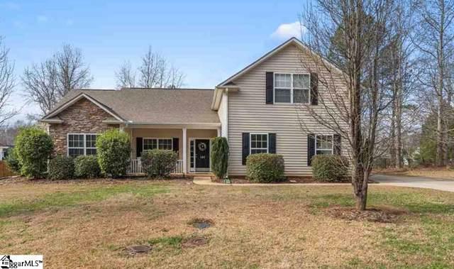 140 Sunshine Drive, Simpsonville, SC 29681 (#1409622) :: Hamilton & Co. of Keller Williams Greenville Upstate