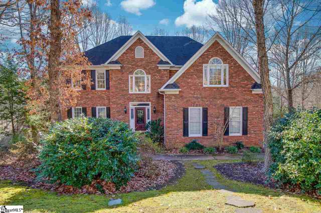 117 Beckworth Drive, Taylors, SC 29687 (#1409623) :: Hamilton & Co. of Keller Williams Greenville Upstate