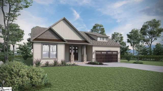 723 West Gap Creek Road Lot 35, Greer, SC 29651 (#1409627) :: Hamilton & Co. of Keller Williams Greenville Upstate