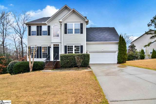 25 Hydrangea Way, Simpsonville, SC 29681 (#1409629) :: RE/MAX RESULTS