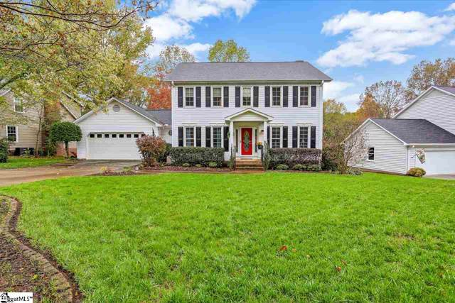 605 Spring Meadow Way, Simpsonville, SC 29680 (#1409630) :: RE/MAX RESULTS