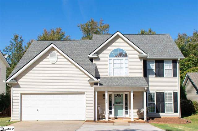 105 Valley Glen Court, Greer, SC 29650 (#1409650) :: Connie Rice and Partners