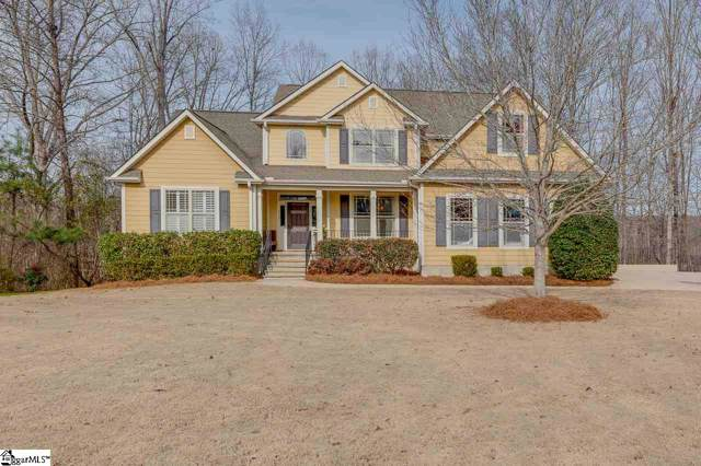 2620 Fews Bridge Road, Greer, SC 29651 (#1409668) :: Hamilton & Co. of Keller Williams Greenville Upstate