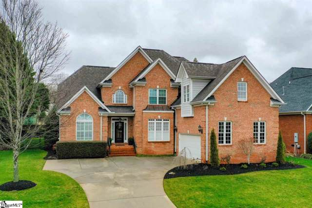 603 Mossy Ledge Lane, Simpsonville, SC 29681 (#1409677) :: Hamilton & Co. of Keller Williams Greenville Upstate