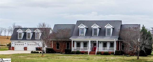 2339 Bull Hill Road, Gray Court, SC 29645 (#1409699) :: Coldwell Banker Caine