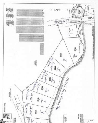 0 Sweet Gum Valley Road, Travelers Rest, SC 29690 (#1409705) :: The Haro Group of Keller Williams