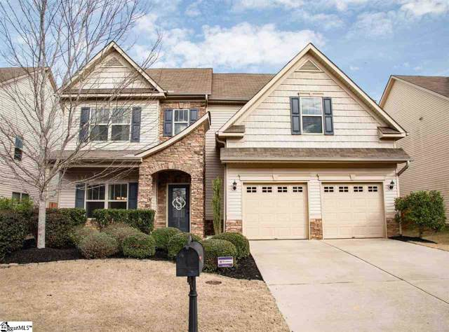 263 Meadow Blossom Way, Simpsonville, SC 29681 (#1409721) :: Connie Rice and Partners