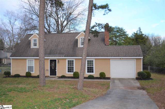 103 Downing Place, Greer, SC 29650 (#1409726) :: Hamilton & Co. of Keller Williams Greenville Upstate