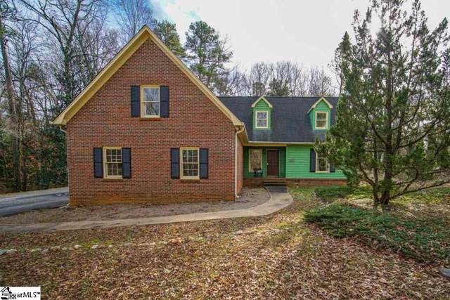 1177 Partridge Road, Spartanburg, SC 29302 (#1409735) :: Hamilton & Co. of Keller Williams Greenville Upstate