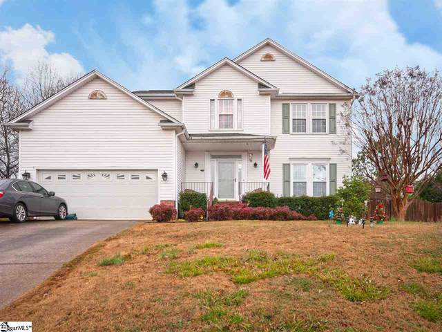 106 Marsh Creek Drive, Mauldin, SC 29662 (#1409737) :: The Toates Team