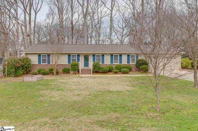 204 Dellrose Circle, Taylors, SC 29687 (#1409739) :: Hamilton & Co. of Keller Williams Greenville Upstate