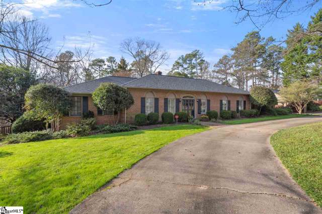 1706 Parkins Mill Road, Greenville, SC 29607 (MLS #1409764) :: Resource Realty Group