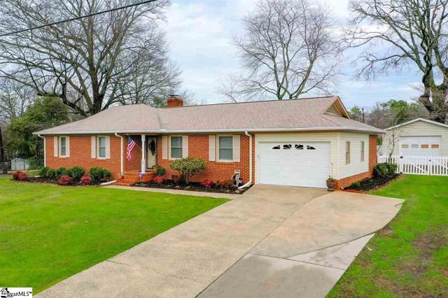3 Longwood Drive, Taylors, SC 29687 (#1409814) :: The Haro Group of Keller Williams