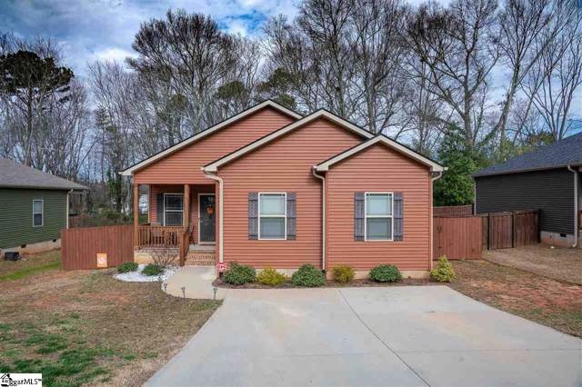 110 West 3rd Avenue, Easley, SC 29640 (#1409817) :: The Haro Group of Keller Williams