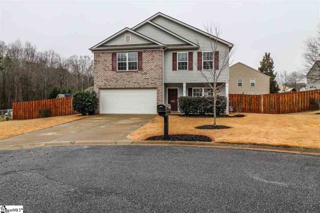 236 Pomegranate Lane, Wellford, SC 29385 (#1409830) :: J. Michael Manley Team