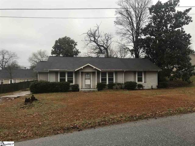 104 Bridge Road, Taylors, SC 29687 (MLS #1409842) :: Prime Realty