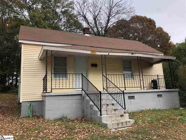 108 N 4th Street, Easley, SC 29642 (#1409882) :: Hamilton & Co. of Keller Williams Greenville Upstate
