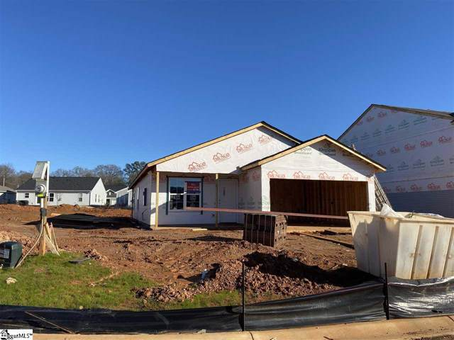 424 Reflection Drive, Anderson, SC 29625 (#1409884) :: Coldwell Banker Caine
