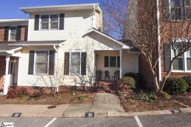 2808 E North Street Unit 31, Greenville, SC 29615 (#1409892) :: Mossy Oak Properties Land and Luxury