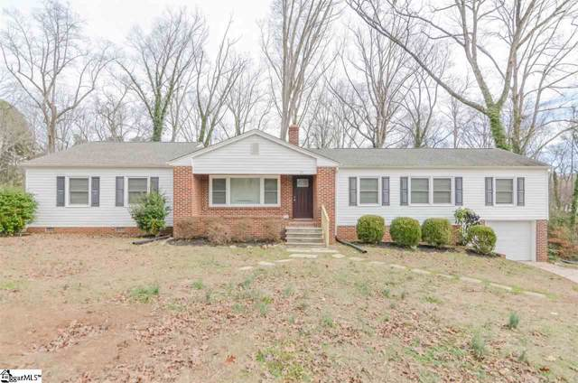 111 Lakeview Drive, Spartanburg, SC 29306 (#1409898) :: Hamilton & Co. of Keller Williams Greenville Upstate