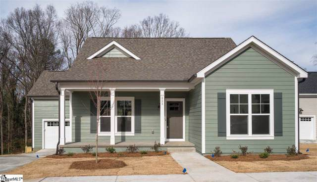 111 Greenridge Drive, Greenville, SC 29607 (#1409904) :: Connie Rice and Partners